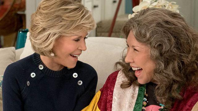 Grace et Frankie, La Méthode Kominsky, Juste pour rire… Ces shows Netflix qui donnent le beau rôle aux seniors