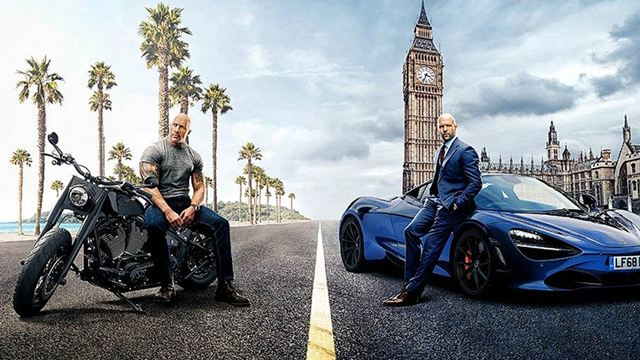 Once Upon A Time In Hollywood, Raoul Taburin, Hobbs & Shaw... Les photos ciné de la semaine