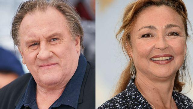Gérard Depardieu et Catherine Frot se retrouvent sur fond de Guerre d'Algérie