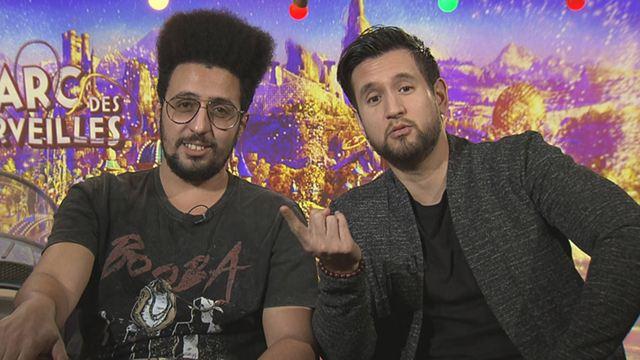 Le Parc des Merveilles : Odah et Dako partent en rap improvisé pour le film d'animation !