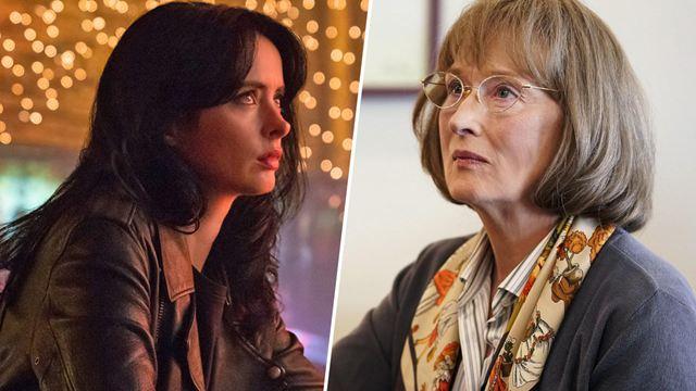 Jessica Jones, Big Little Lies, NCIS... Les rendez-vous séries du 10 au 16 juin