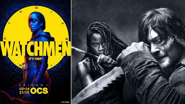 Les séries et films en octobre sur OCS : The Walking Dead, Watchmen, Les Grands...