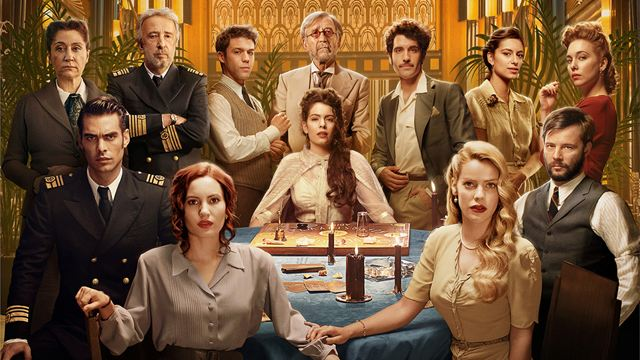 Alta Mar sur Netflix : des saisons 3 et 4 déjà commandées ?
