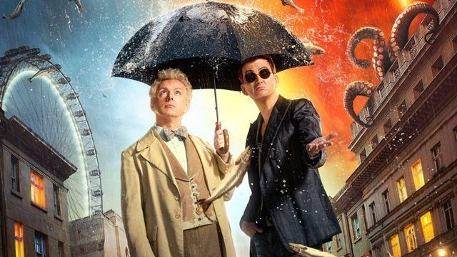 Good Omens en VOD : une série d'enfer avec les stars de Doctor Who et Prodigal Son