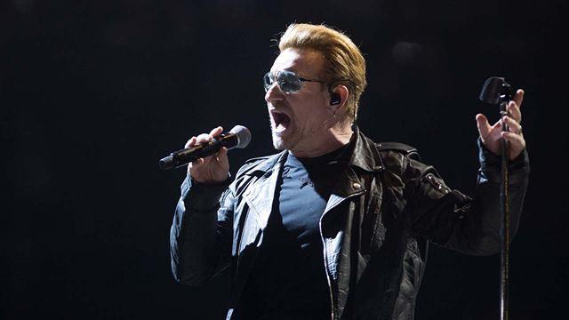Batman, Simpson, Mel Gibson... 7 choses que vous ne saviez (peut-être) pas sur Bono, le leader du groupe U2