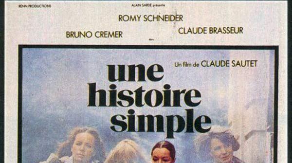 Photo du film Une histoire simple