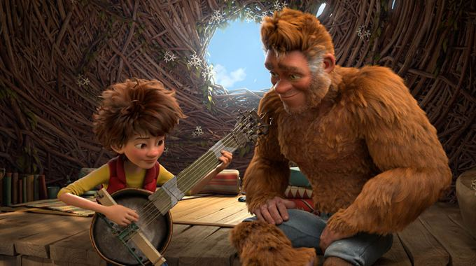 Photo du film Bigfoot Junior