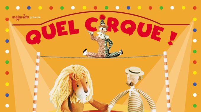 Photo du film Quel cirque !