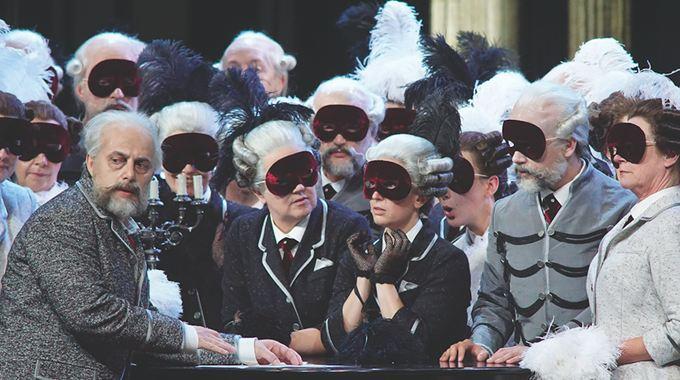 Photo du film La Dame de Pique (Royal Opera House)