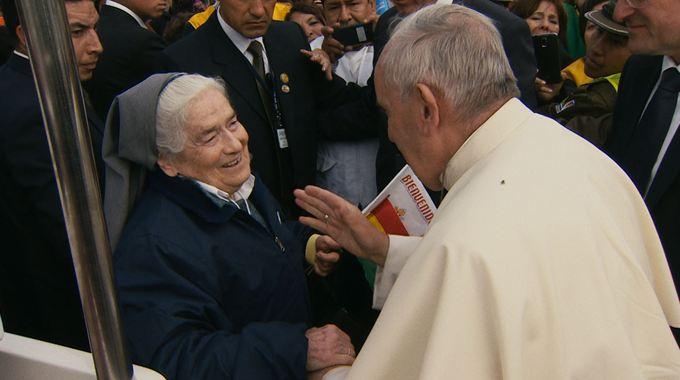 Photo 1 pour Le Pape François - Un homme de parole
