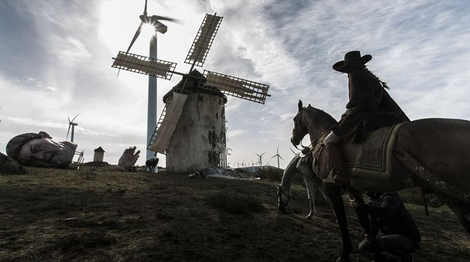 Photo 1 pour L'Homme qui tua Don Quichotte