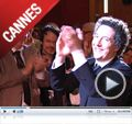 Photo : Cannes 2013 N°57 - Guillaume Gallienne : la standing-ovation du Festival ?