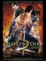 Titer : Détective Dee II : La Légende du Dragon des Mers