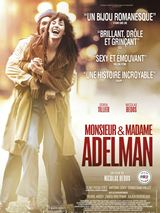 Monsieur & Madame Adelman (2017)