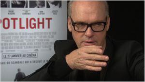 "Spotlight : Michael Keaton joue un ""journaliste-sniper"""
