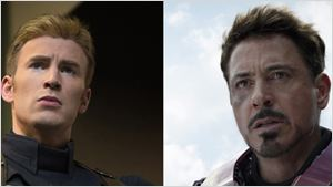 Robert Downey Jr et Chris Evans partants pour rester chez Marvel