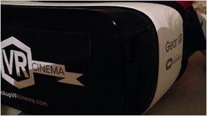 Pickup VR Cinema, la première salle de cinéma en réalité virtuelle en France