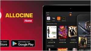 Avec AlloCiné Home, trouvez un film ou une série à regarder chez vous !
