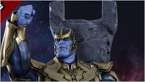 FanZone 639 : Infinity War, Thanos séduit la Mort...