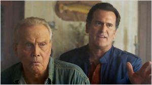 Ash vs Evil Dead : les révélations de Bruce Campbell et Lee Majors sur la saison 2 !