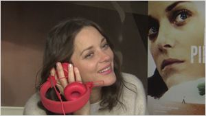 Mal de pierres : Marion Cotillard, l'interview blind-test !