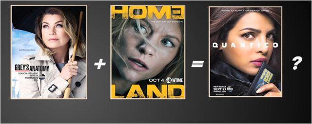 """""""Si Grey's Anatomy et Homeland avaient un enfant ce serait Quantico"""""""