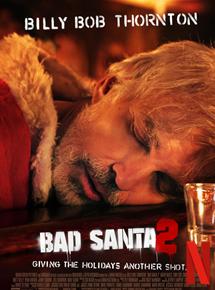 Bad Santa 2 streaming