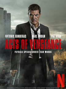 Acts of Vengeance streaming