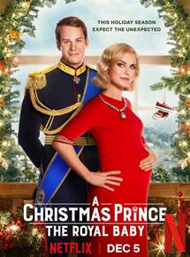 A Christmas Prince: The Royal Baby streaming