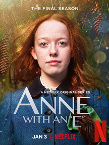 "Anne with an ""E"""
