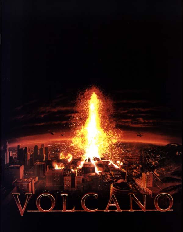 Volcano streaming
