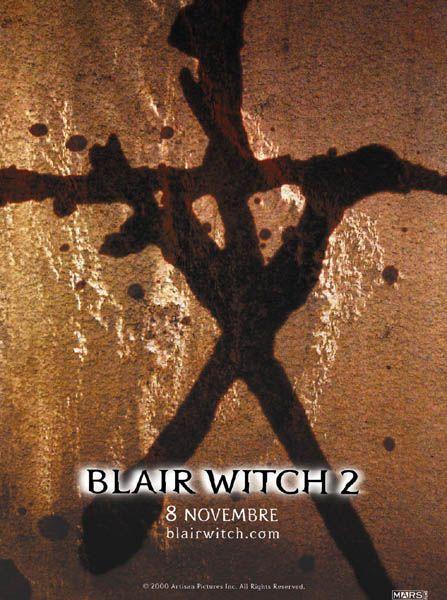 Blair Witch 2 le livre des ombres