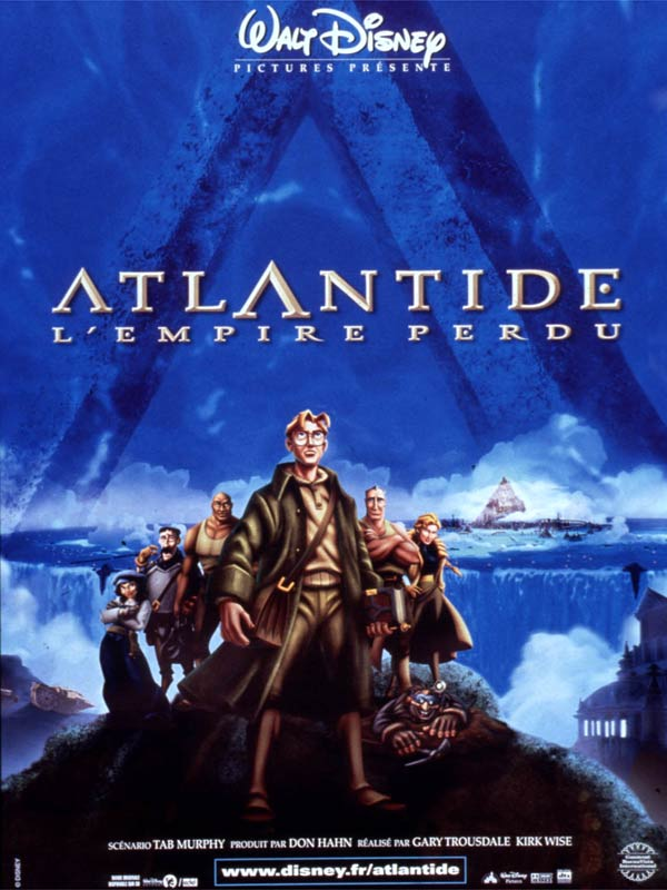 [MULTI] Atlantide, l'empire perdu [BRRiP] [FRENCH] [AC3]