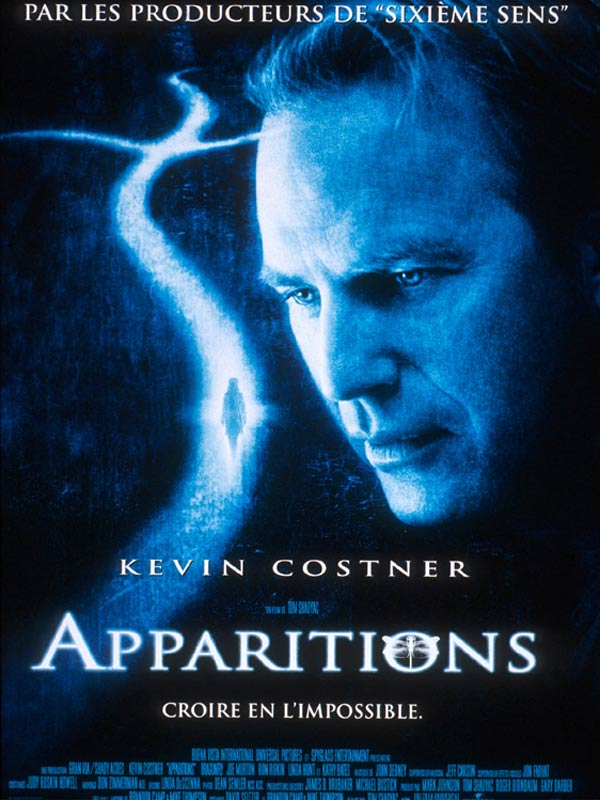 Apparitions streaming