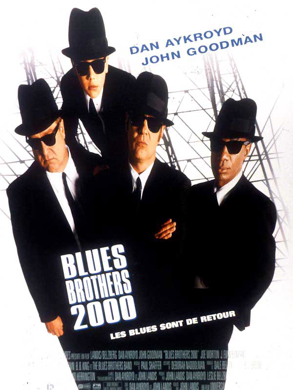 Blues Brothers 2000 Streaming Complet HD VF