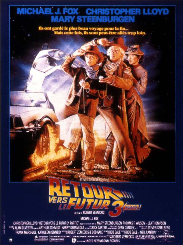 Image du film Retour vers le futur III