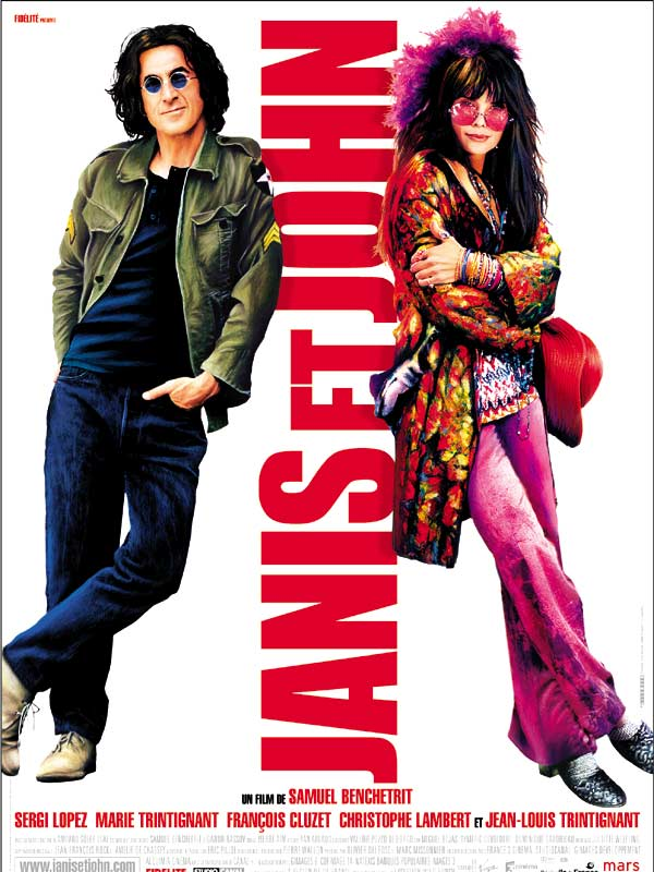 Image result for affiche janis et john