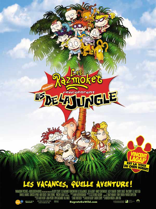 Les Razmoket rencontrent les Delajungle [TRUEFRENCH DVDRiP]