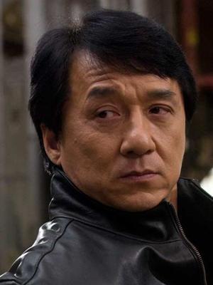 Affiche de Jackie Chan