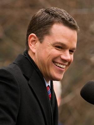Affiche de Matt Damon
