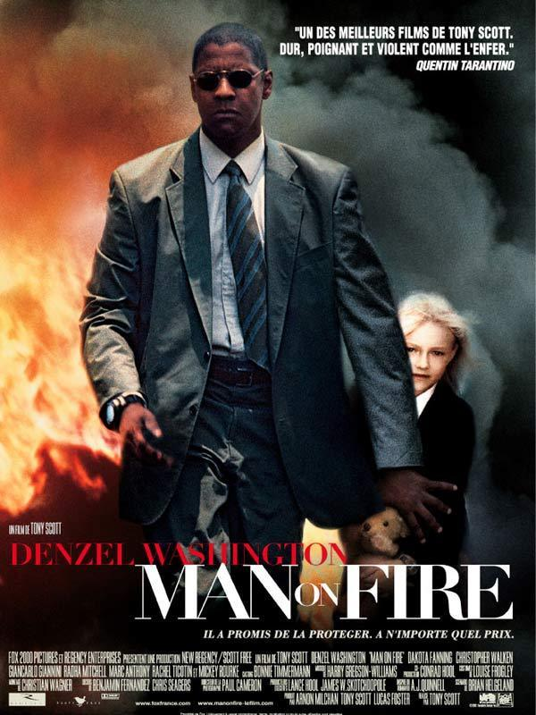 Man on Fire streaming