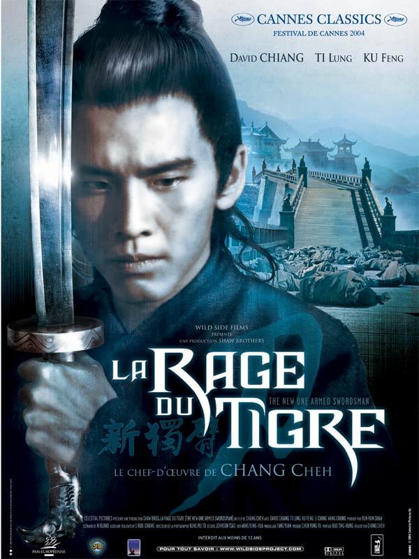La rage du tigre film 1971 allocin for Les arts martiaux chinois