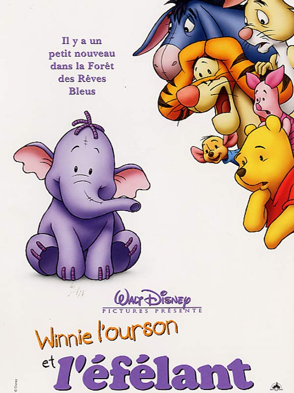 [MULTI] Winnie l'ourson et l'éfélant [DVDRiP] [FRENCH]