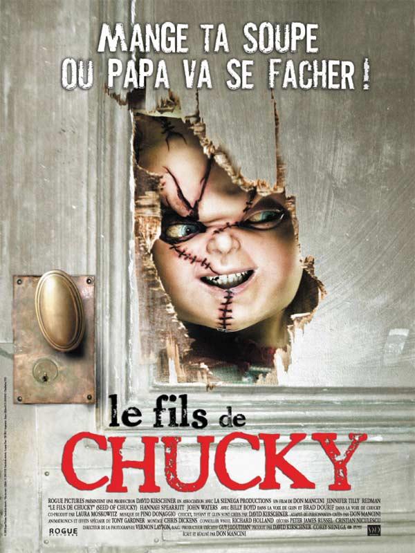 Le Trailer Bande De Du Fils Chucky Annonce Film drxoeWCB
