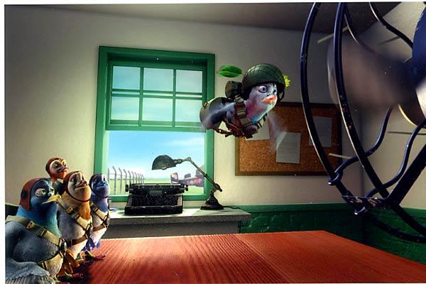 Photo du film vaillant pigeon de combat photo 17 sur 20 allocin - Pigeon de combat ...