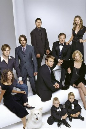 photo de tyler hoechlin 7 la maison photo barry watson beverley mitchell catherine hicks. Black Bedroom Furniture Sets. Home Design Ideas