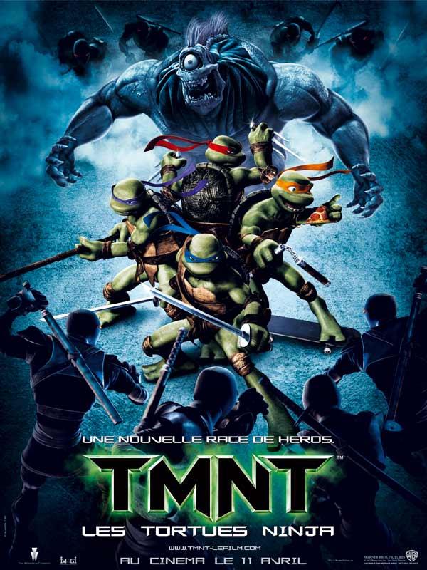 Tmnt les tortues ninja film 2007 allocin - Image tortue ninja ...