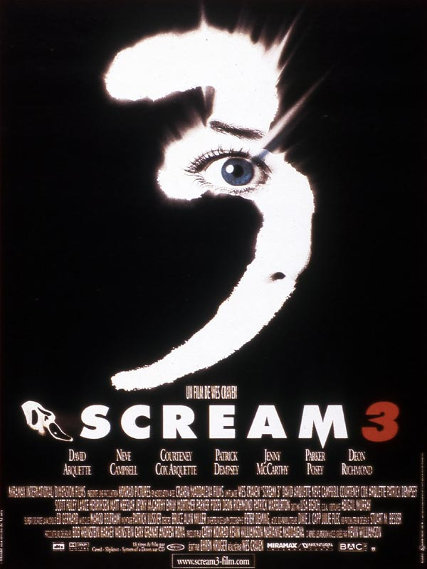 Scream 3 streaming