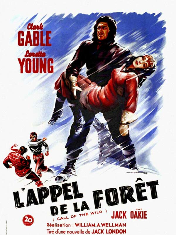 L'Appel de la forêt Streaming HDRIP Web-DL