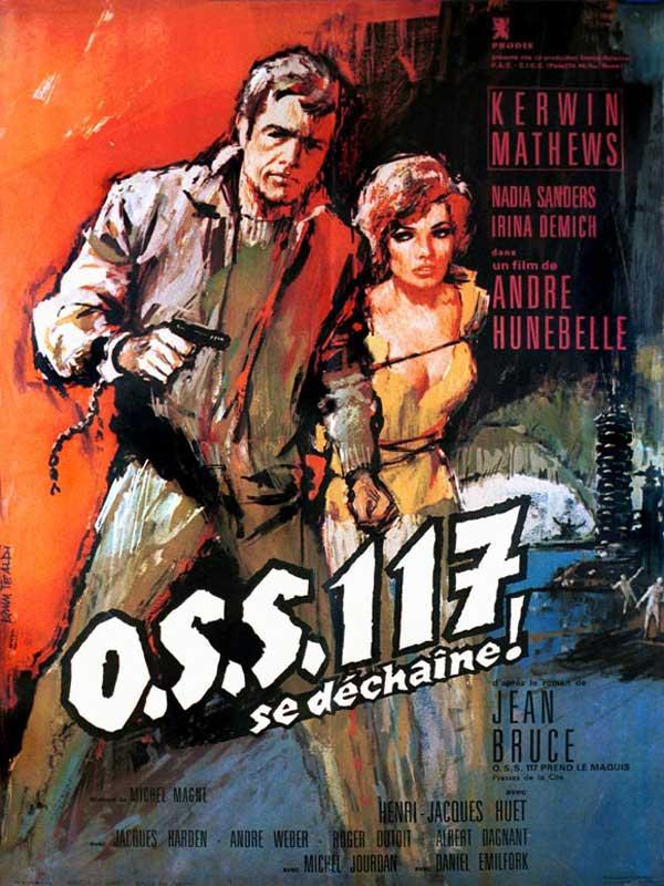 Oss 117 Se Dechaine Film 1963 Allocine